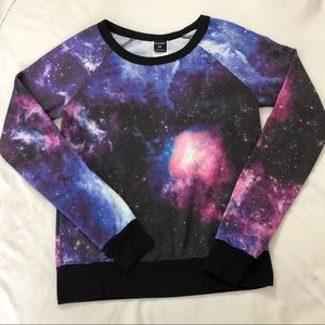 Tops - Galaxy Sweatshirt
